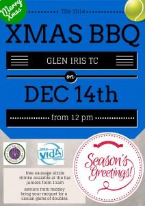 Glen Iris XMAS BBQ 2014