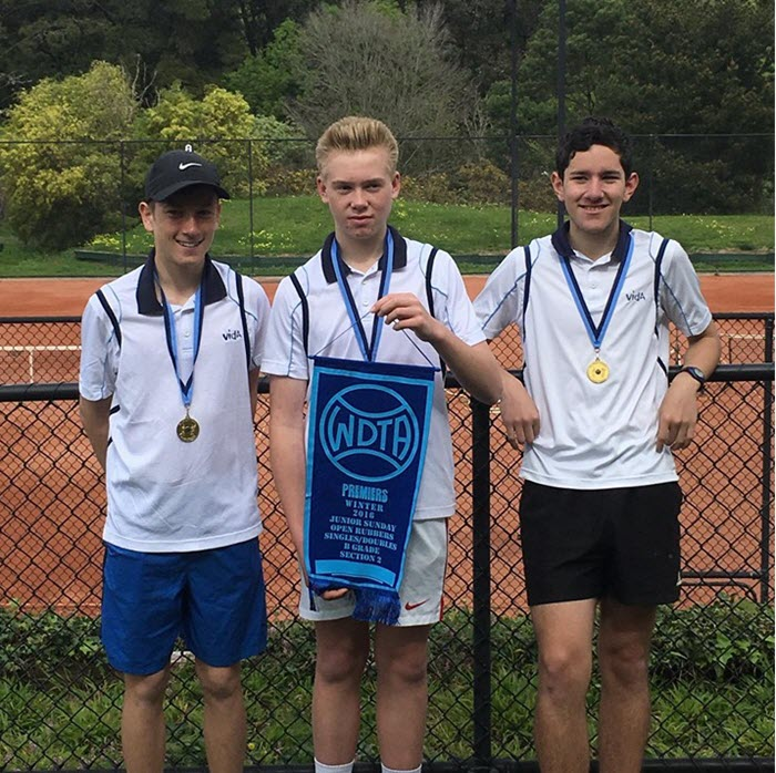 Winter Junior Comp MCC Glen Iris Valley 1