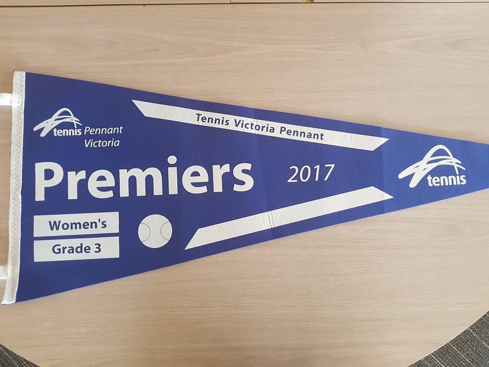 Women Grade 3 Premiers