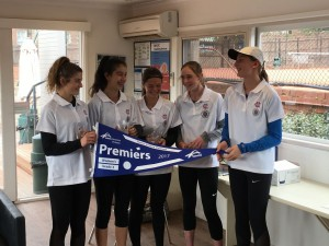 Womens Grade Three Winners