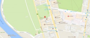 Roy Street Map