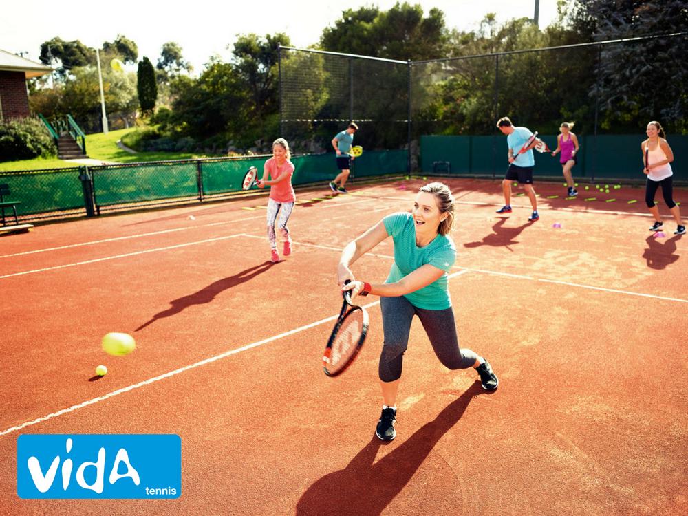 Cardio Tennis with Vida