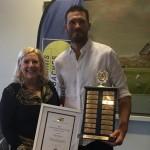 Kane Dewhurst TCAV Coach of the Year