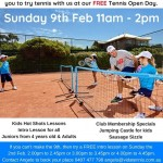 Open Day MCC Glen Iris 2020 small
