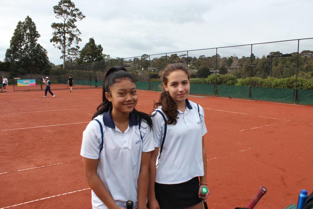 Girls Junior Comp MCC Glen Iris Valley Tennis Club