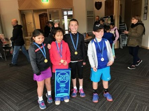 Junior Comp Winners