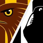 Hawks V Pies 2019