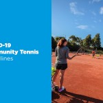 COVID-19 Tennis