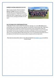 MCC 2Club Sport Wrap June 21